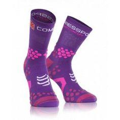 Chaussettes TRAIL Pro Racing Socks V2.1 Violet / Rose