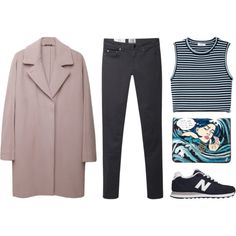 A fashion look from September 2015 featuring A.L.C. tops, Maison Margiela coats and Acne Studios jeans. Browse and shop related looks.