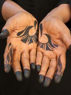 Henna - Sudan