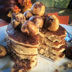 cooke dough protein pancakes (coconut flour, egg whites, optional add cookie dough quest bar) | peanut butter plus chocolate