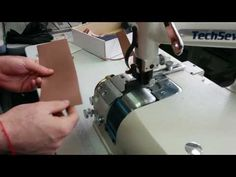 Techsew SK-4 Leather skiving machine | Techsew Industrial Sewing Machines #techsew #leathergoods #leathercraft #skiver #skiving #leather #designer #fashion #shoes #boots #wallets #apparel