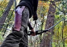 Instructables Arrow Quiver Drop Leg
