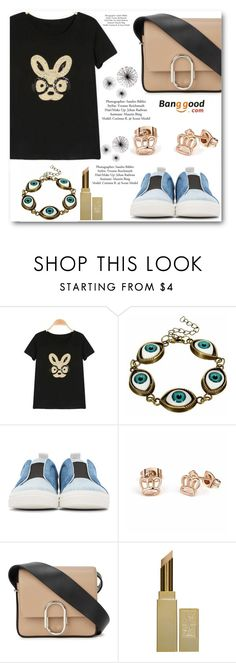 """banggood"" by angelstar92 ❤ liked on Polyvore featuring Pierre Hardy, 3.1 Phillip Lim, Yves Saint Laurent and BangGood"