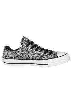 66e93ba63ce40 Converse CHUCK TAYLOR ALL STAR OX - Sneakers laag - black - Zalando.be  Converse