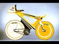 gitane aerodynmaic saddle - Google Search