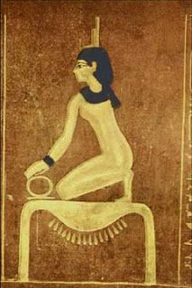 Isis is the Egyptian goddess of Magic and Giver of Life
