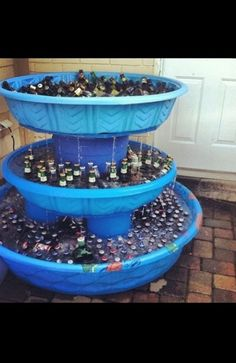 Behold the Beer Fountain