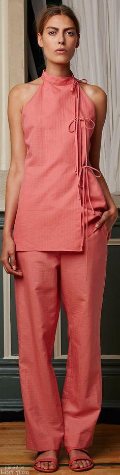 Farb- und Stilberatung mit www.farben-reich.com - Rosie Assoulin Spring 2015 RTW