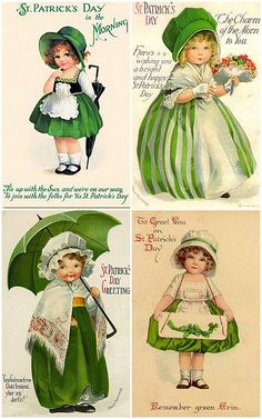 printable vintage cards (click to page 3 on print)