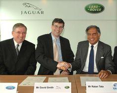 The JLR Deal - Ratan Tata