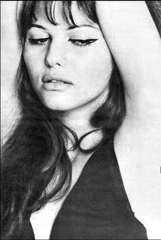 - Claudia Cardinale -