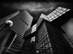 Frankfurt Bank District -