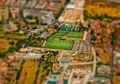 Rome - aerial photography