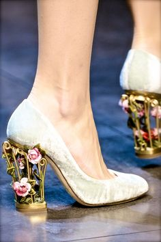 Dolce and Gabbana   Fall, Winter 2013