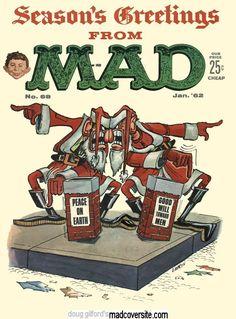 Mad #68 (January 1962)