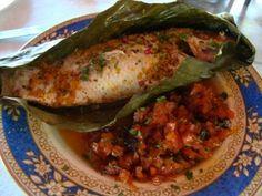 Peixe na Folha da Banana, Tocantins