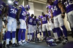 Vikings official site