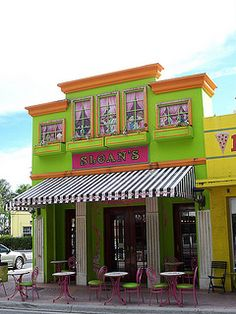 Sloan's Ice Cream Parlor (West Palm Beach, Florida)