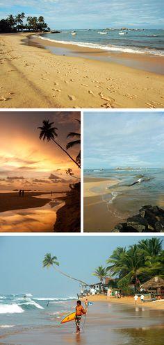 Ahhh this time next week... Hikkaduwa, Sri Lanka