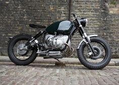 Custom BMW. I like the bobber look w/ spring seat. I love the minimalistic stream lined look of the bobber.