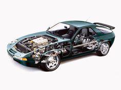 Porsche 928 GT '1989–91