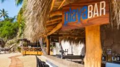 Beach Bar at Hyatt Ziva Los Cabos All Ages All Inclusive Resort