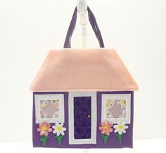 quiet book travel toy doll house doll clothing activities dollhouse paper doll soft fabric toy KP103