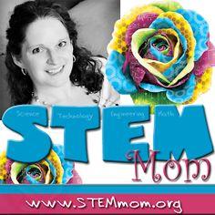 STEM Mom Logo