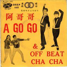 A' Go Go & Off Beat Cha Cha