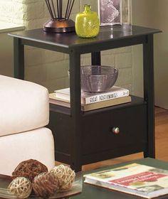 black espresso furniture collection end table clickmehomehttpwwwamazoncomdpb00ast8bourefcm_sw_r_pi_dp_5levtb1859prajbt amazoncom stein world furniture anna apothecary