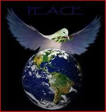 Peace for Mother Earth.