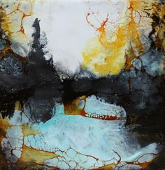 colored shellac for encaustic art - Google Search