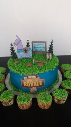 Easy Horse Cakes An Easy Horse Pasture Birthday Cake To