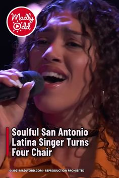 """Mandi Costello from San Antonio performs an incredible cover of Juan Gabriel's """"Así Fue"""" for her blind audition for The Voice. Delivering a much-needed Latin infusion, Mandi turns four chairs resulting in all the judges pleading for her to join their team. WIth one of her musical influences on the panel, who will she pick? #MandiCostello #VoiceBlinds #TheVoice The Voice Of Holland, Nbc Tv, Talent Show, Kelly Clarkson, John Legend, Judges, Beautiful Songs, Mariah Carey, San Antonio"""