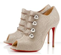 Save up to off , LOVE it This is my dream Christian Louboutin Shoes! Christian Louboutin Outlet only Women's Shoes, Cute Shoes, Me Too Shoes, Shoe Boots, Ankle Boots, Shoe Bag, Fab Shoes, Unique Shoes, Awesome Shoes