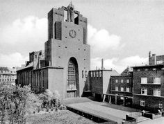 Church Heilig Kreuz | 1927-29 | Gelsenkirchen, Germany | Josef Franke