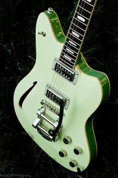 KAUER Two Tone Green Argonaut