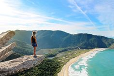 Trekking, South America, Brazil, Beach, Water, Outdoor, Domestic Destinations, Travel Guide, Travel Tips