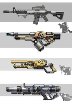 Gun Vector Vectors High Resolution Stock Photography and Images - Alamy