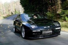 Drag Race Sport Cars Cadillac CTS Vs Porsche 944