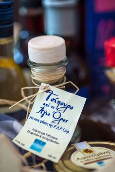 Greek tsipouro from mt Athos, bio certified, homemade by www.paphotels.com Homemade Products, Greece, Place Card Holders, Pure Products, Drinks, Ideas, Food, Greece Country, Drinking