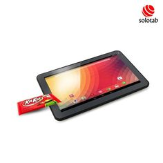 "17-Piece Set: Solotab 9"" Google Android 4.4 Quad-Core 1.5GHz 8GB Dual-Camera Tablet PC & Accessories"