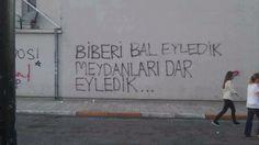 Gezi Parkı #direngezi
