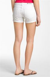 Vigoss 'Tomboy' Cuff Denim Shorts  (Juniors)