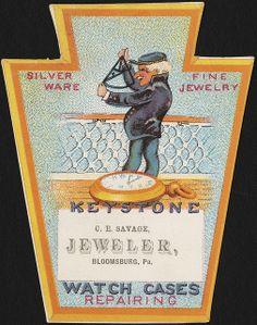 Keystone, silverware, fine jewelry, watch cases, repairing [front] | Flickr - Photo Sharing!