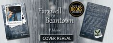 JB's Book Obsession : Cover Reveal: Farewell to Beantown by P. Marie