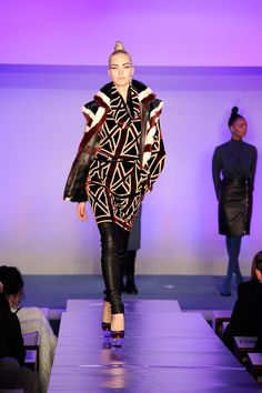 Jean Paul Gaultier Fall 2014 Ready-to-Wear Collection Photos - Vogue