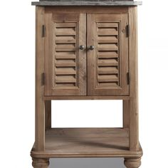 "24"" Reclaimed Pine Dorset Single Bath Vanity Natural Finish with Natural Blue Stone Top Discount Bathroom Vanities, Rustic Bathroom Vanities, White Vanity Bathroom, Cheap Bathrooms, Bathroom Vanity Cabinets, Wood Vanity, Vanity Sink, Bath Vanities, How To Clean Stone"