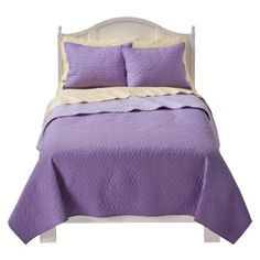Circo® Happy Flower Purple Collection. The quilt I have on my bed ... : circo quilt - Adamdwight.com