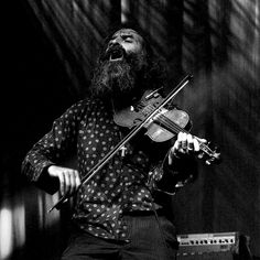 Warren Ellis - (The Dirty Three , The Bad Seeds , Grinderman) One Violin Strokin' Guitar Playin' Mutha Fucka